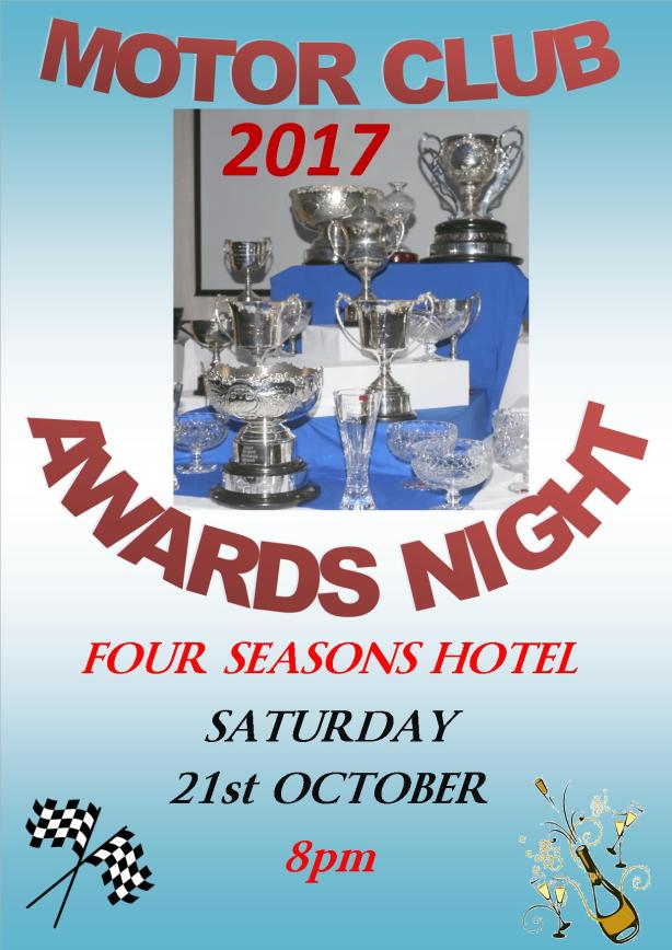 2017 MOTOR CLUB PRIZE GIVING