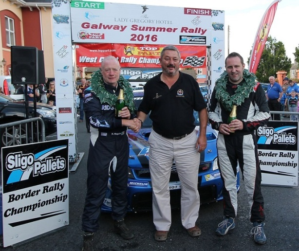 OA Galway Summer Stages Rally