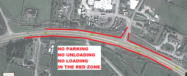 NO PARKING PLAN FOR N2